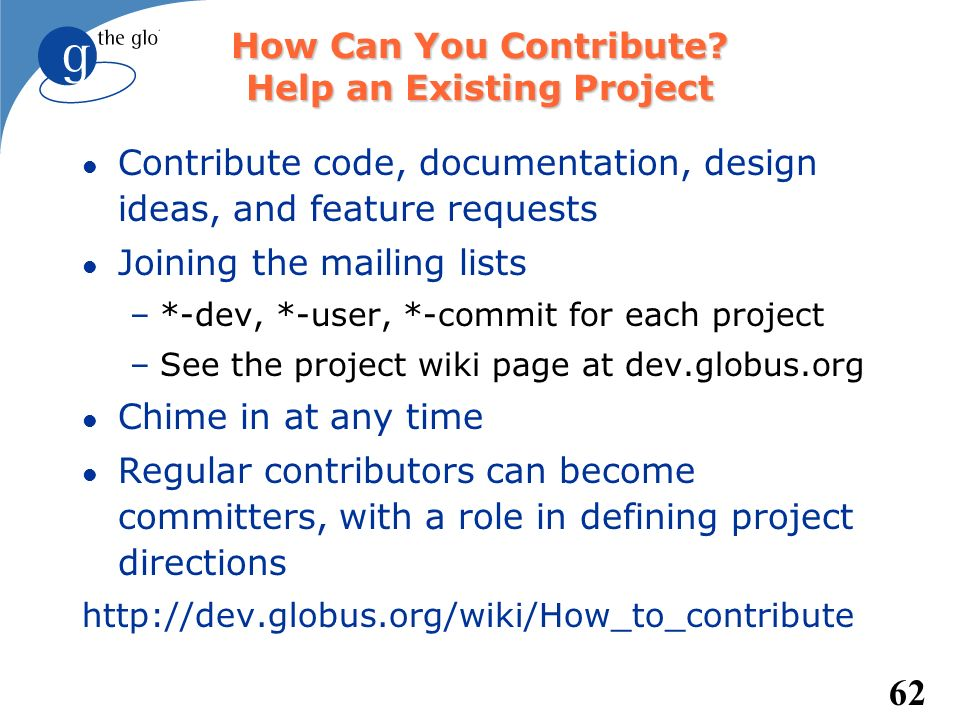 How Can You Contribute Help an Existing Project