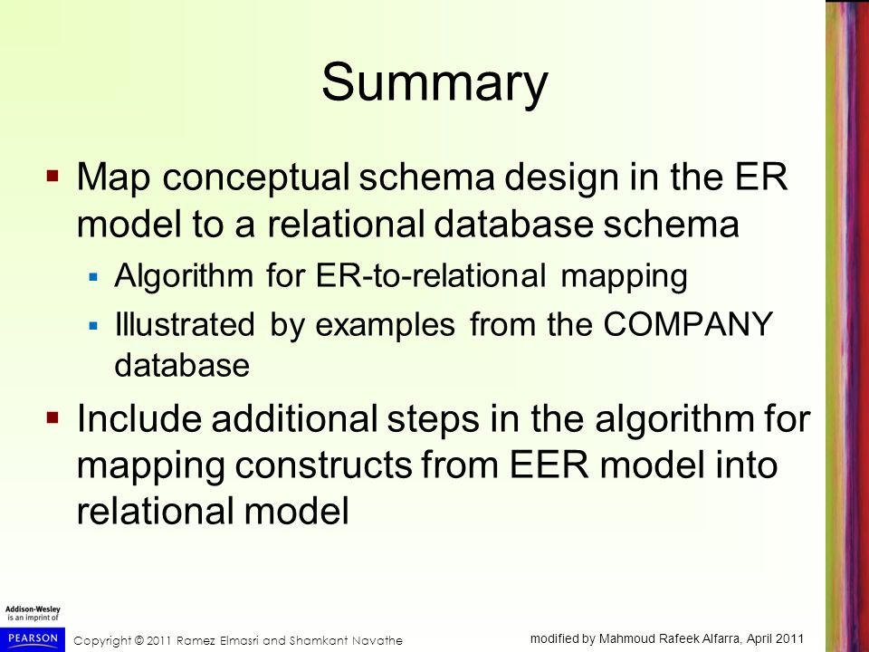 relational database examples