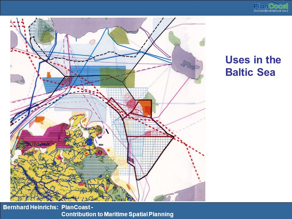 Uses in the Baltic Sea