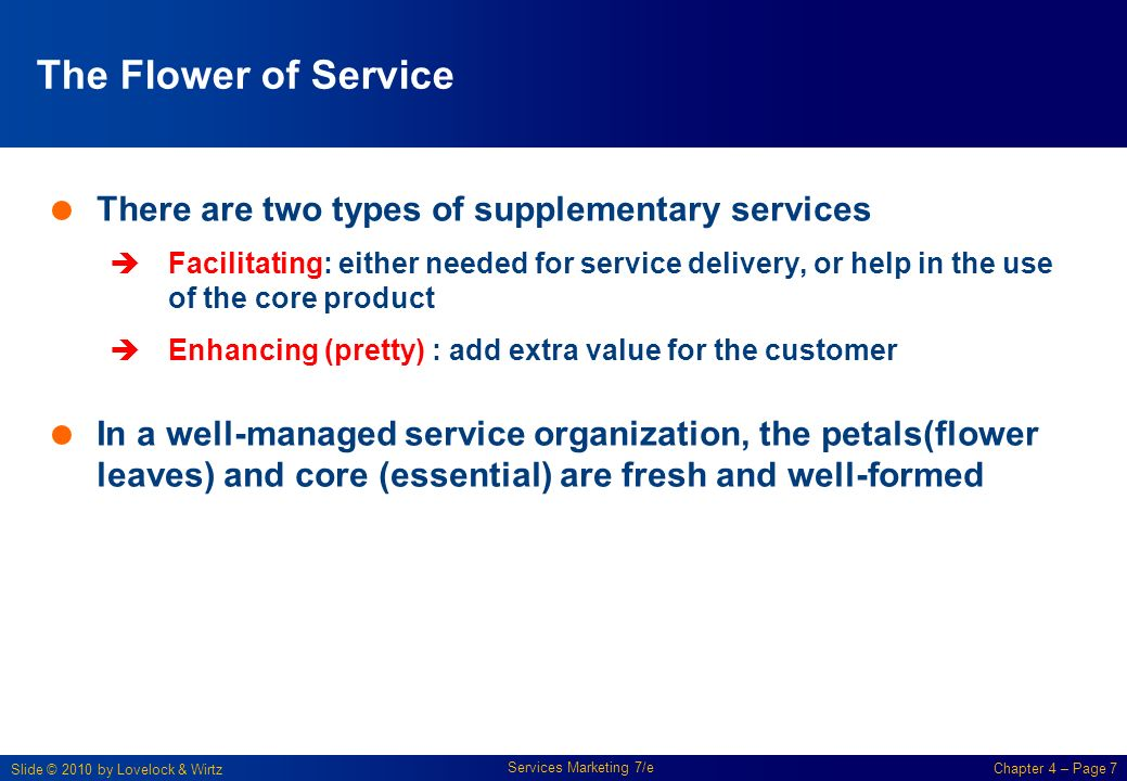 capturing the value of supplementary services Customer value of purchasable supplementary services: the case of a european full network carrier's economy class.