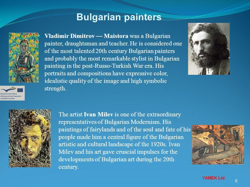 Bulgarian painters