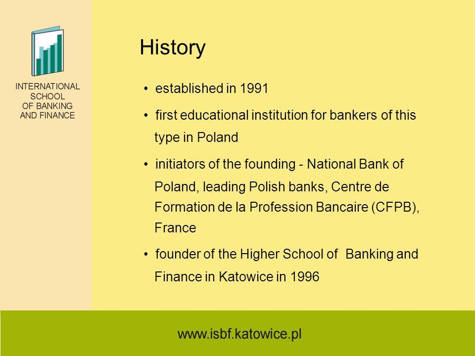 History established in 1991