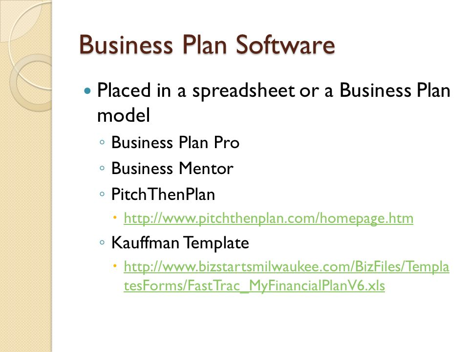 Business Plan Pro Free Download