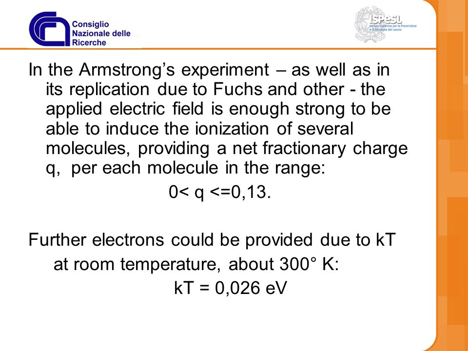 Further electrons could be provided due to kT