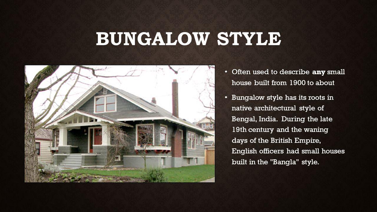 100 Bungalow Style House Plans Craftsman Bungalow