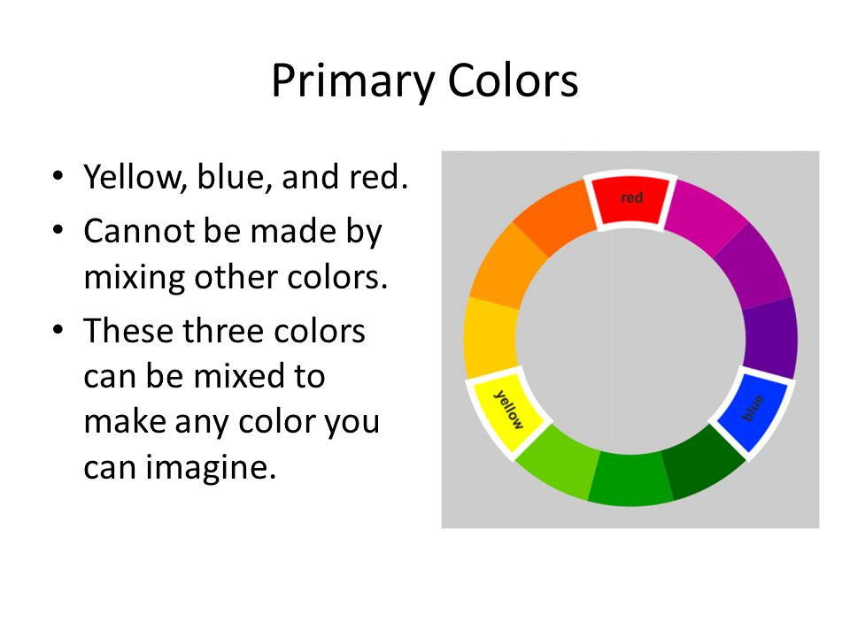 The Color Wheel Ppt Video Online Download