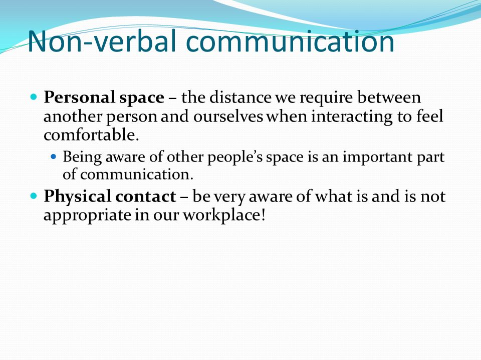 Principles Of Communication In An Adult Social Care Setting  Free  Applying To The Course Of Nonverbal Communication In The University Of  California