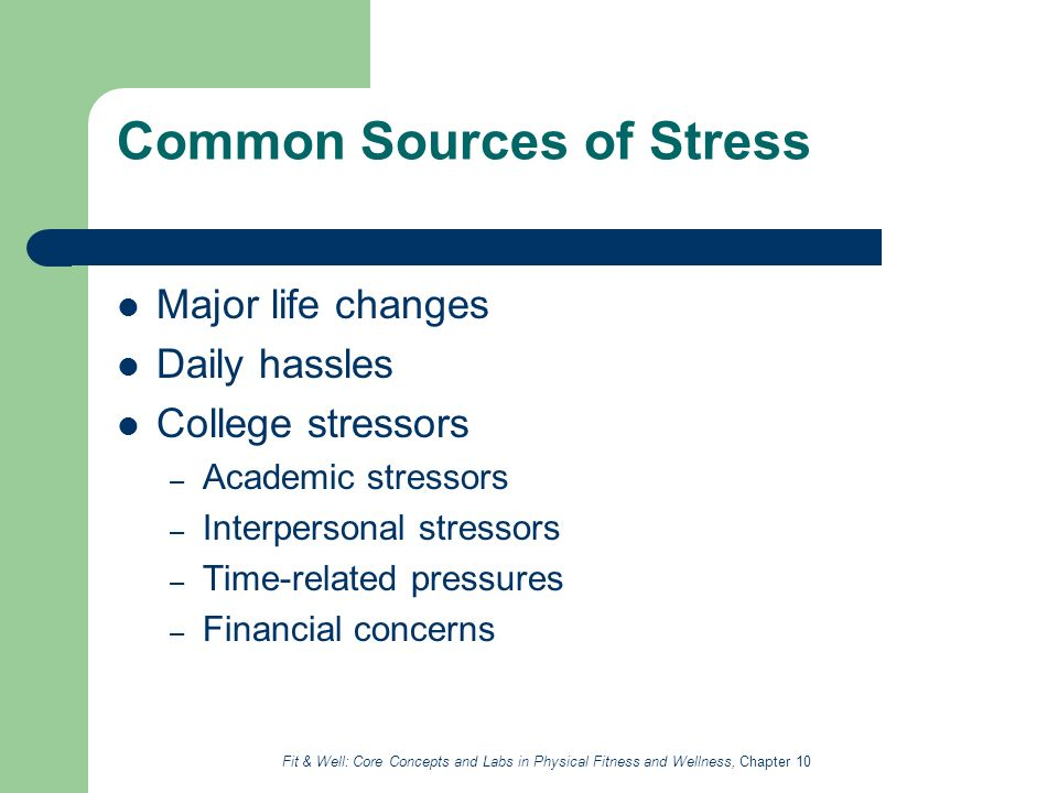 sources of academic stress a Study confirms hsc exams source of major stress to adolescents september 10, 2015 409pm edt exams and what we could do to support students to handle their feelings of stress and anxiety academic pressure and high-stakes assessment.