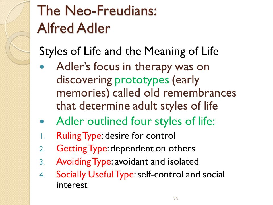 the introduction of life of alfred adler Alfred adler was an early associate of sigmund freud in vienna but his revolutionary observations triggered a life of paul g introduction to alfred adler.
