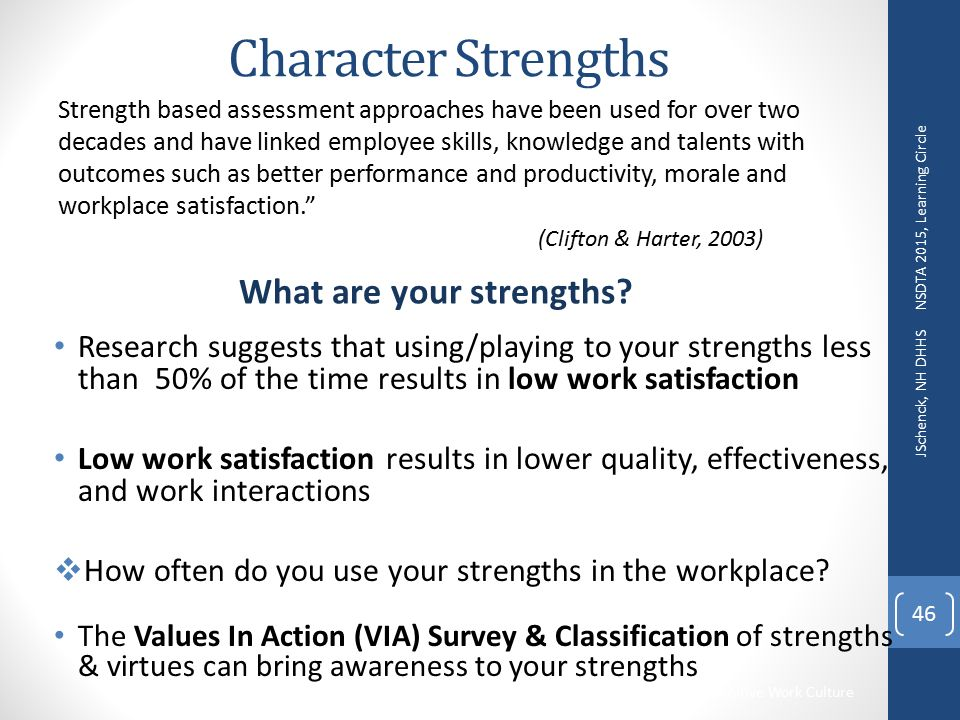 critical evaluation of the strengths and States what something is like, evaluates (judges the value) strengths and  weaknesses gives the story so far, weighs one piece of information.