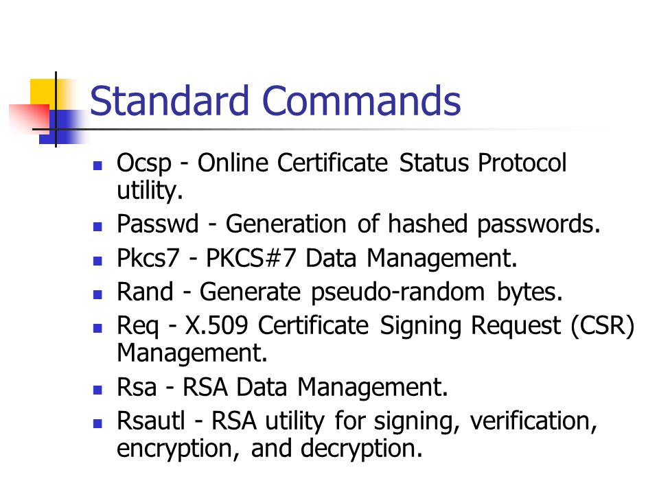 how to create pkcs 7 certificate openssl