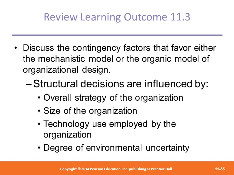 Review Learning Outcome 11.3