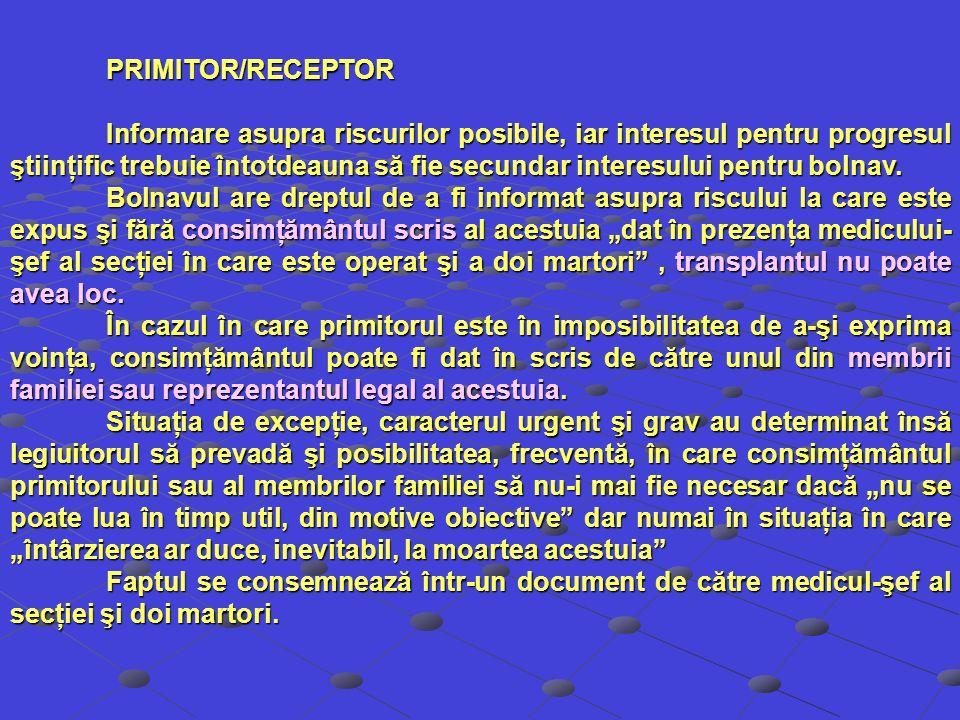PRIMITOR/RECEPTOR