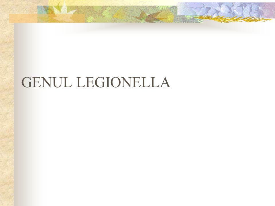 GENUL LEGIONELLA