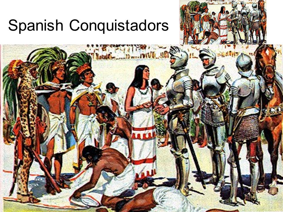 the spanish conquistadors 2016-10-27  undertaken by the spanish conquistadors, are an important source of information for historians  page proofs source 4 aztec ritual cannibalism as shown in a codex.