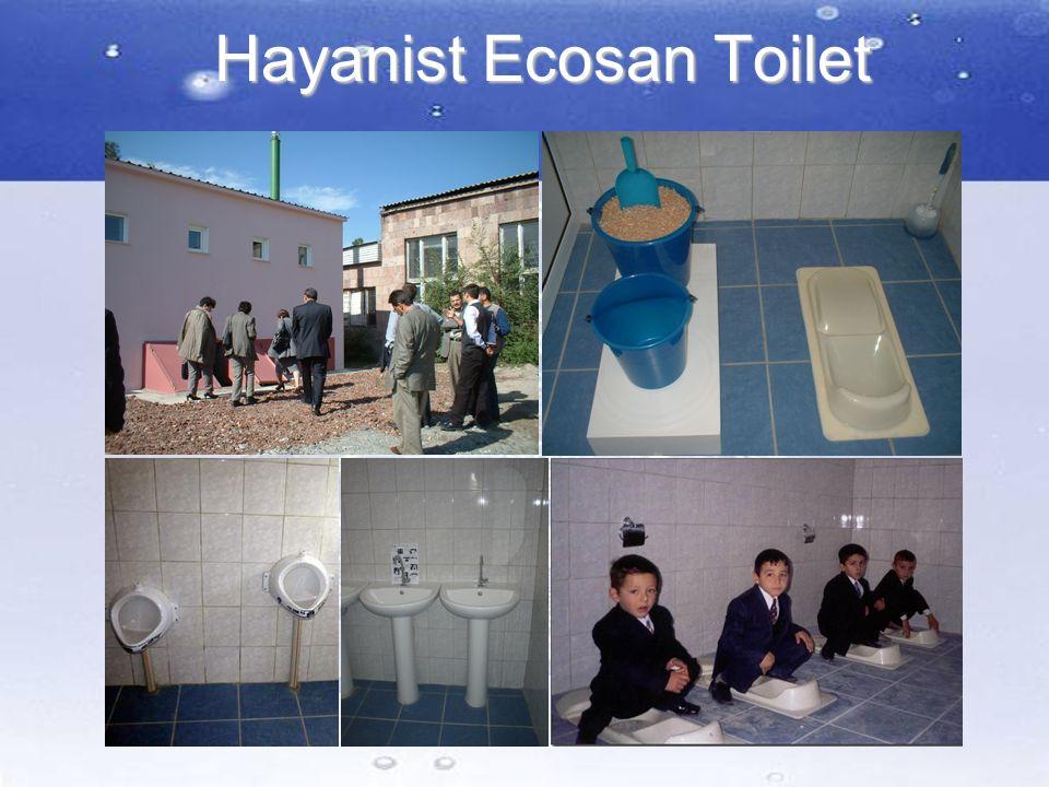 Hayanist Ecosan Toilet