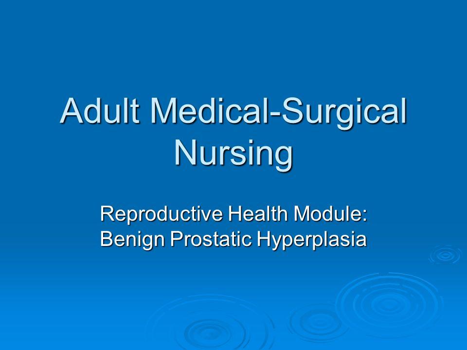 Adult Medical Surgical Nursing   ppt download SlideShare