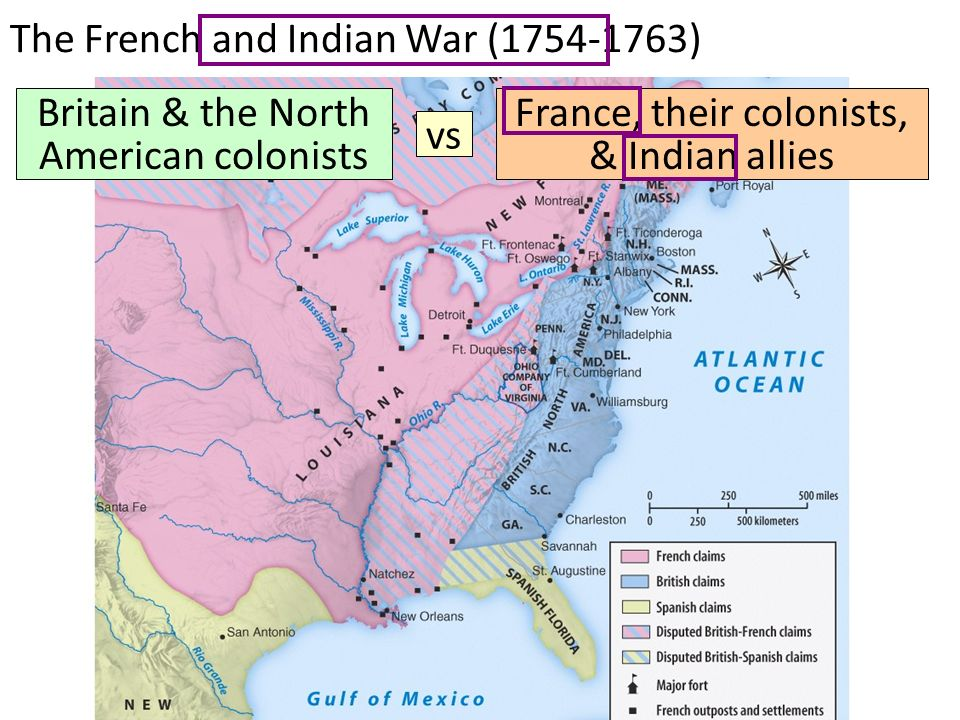 99 Bellringer North America Ppt Video Online Download: Outline Map North America 1754 At Usa Maps