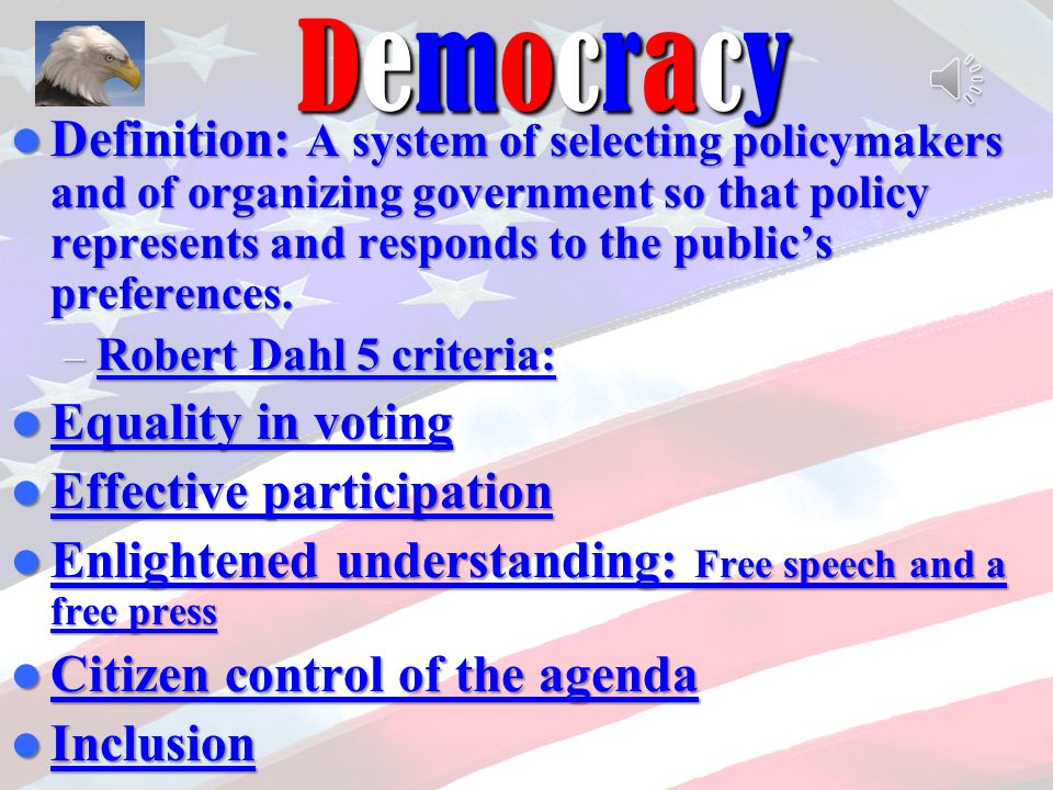 Robert A. Dahl: Defender of Democracy