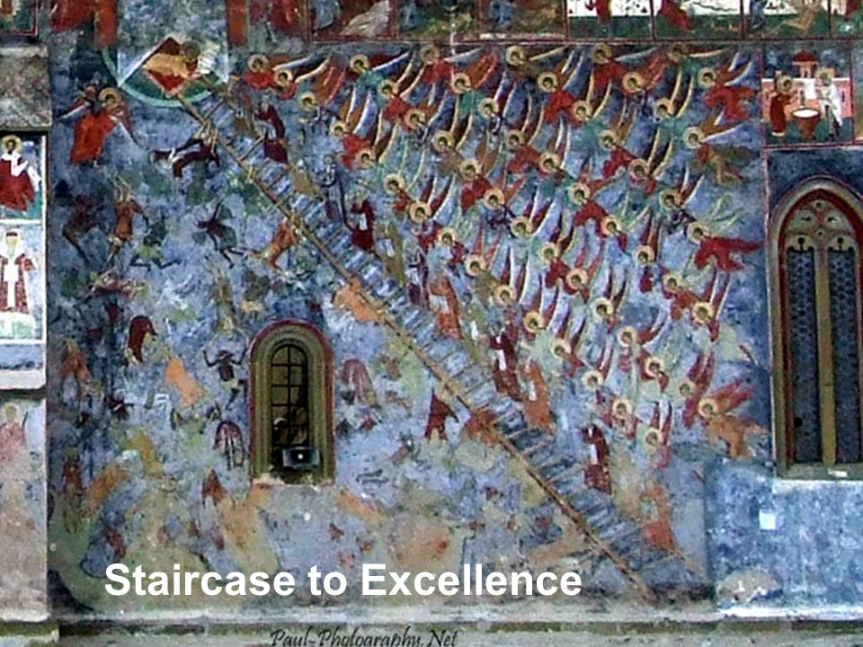 Staircase to Excellence
