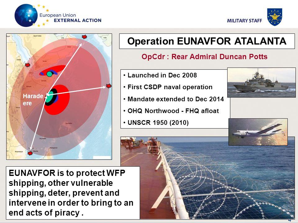 Operation EUNAVFOR ATALANTA