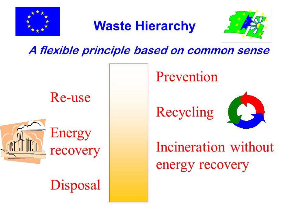 A flexible principle based on common sense