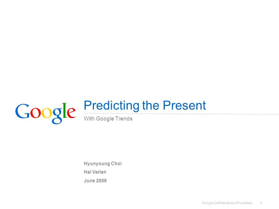 Predicting the Present