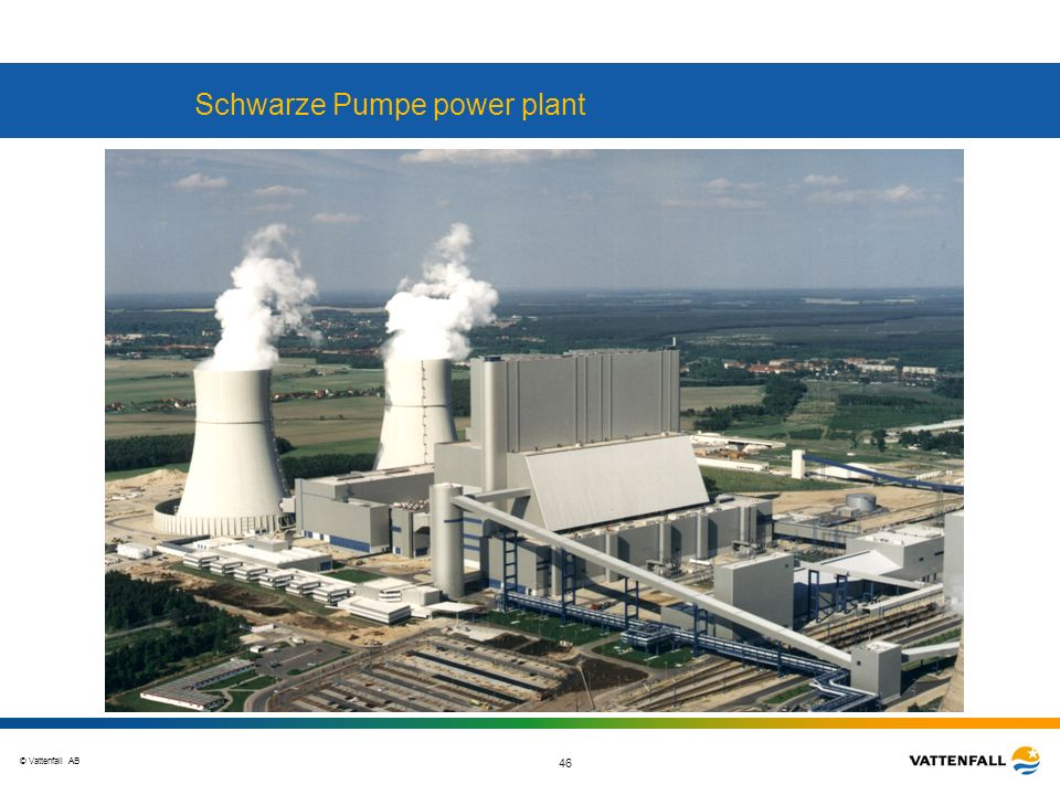 Schwarze Pumpe power plant