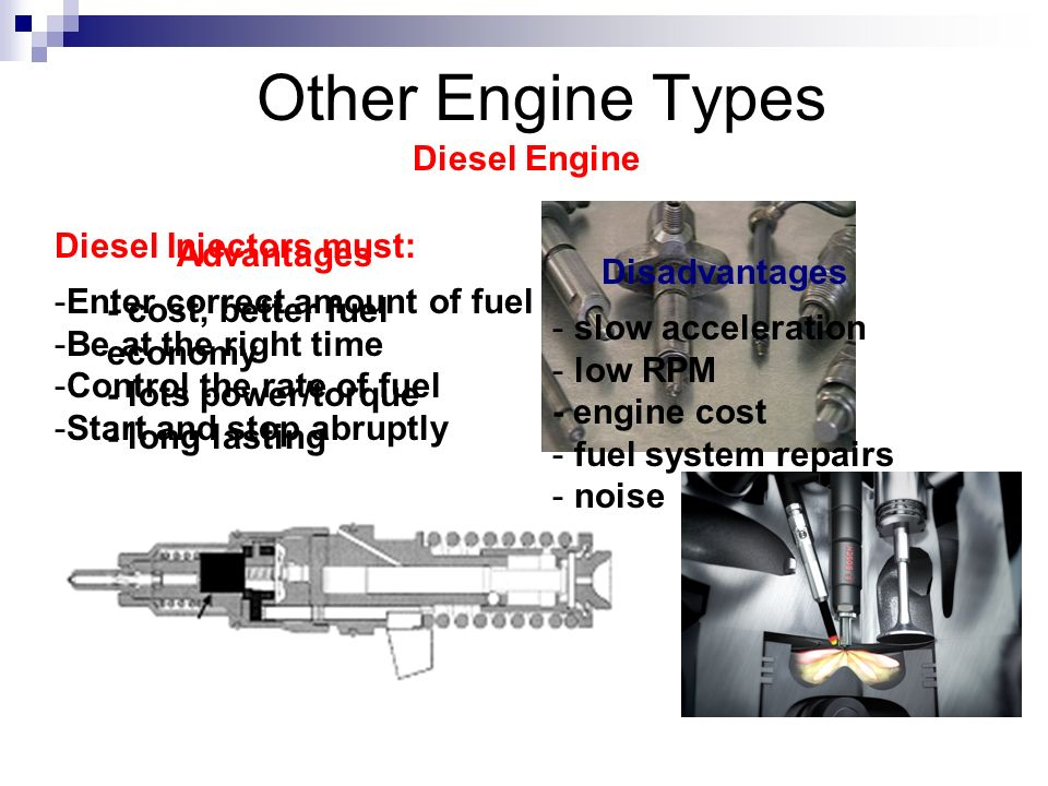 Diesel Engine Start Stop System : Basic engine operation construction ppt download