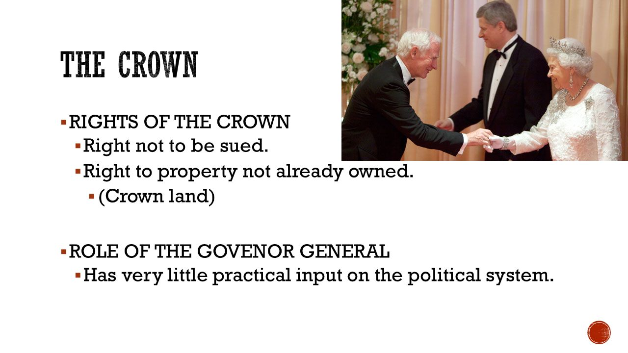 role of govenor general The governor-general performs and exercises, on the sovereign's behalf, the following duties and responsibilities, as in the constitution.