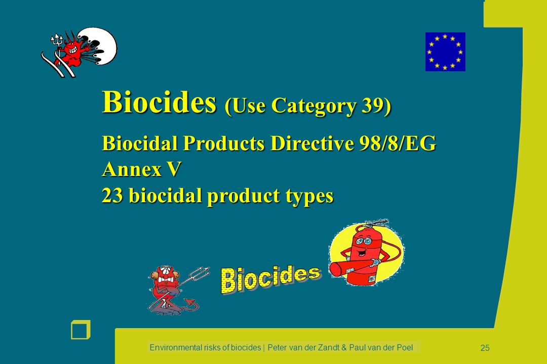 Biocides (Use Category 39)