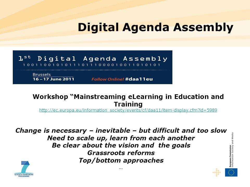 Digital Agenda Assembly