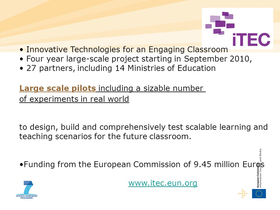 Innovative Technologies for an Engaging Classroom