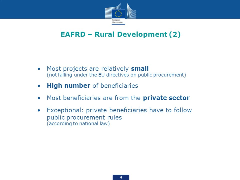 EAFRD – Rural Development (2)