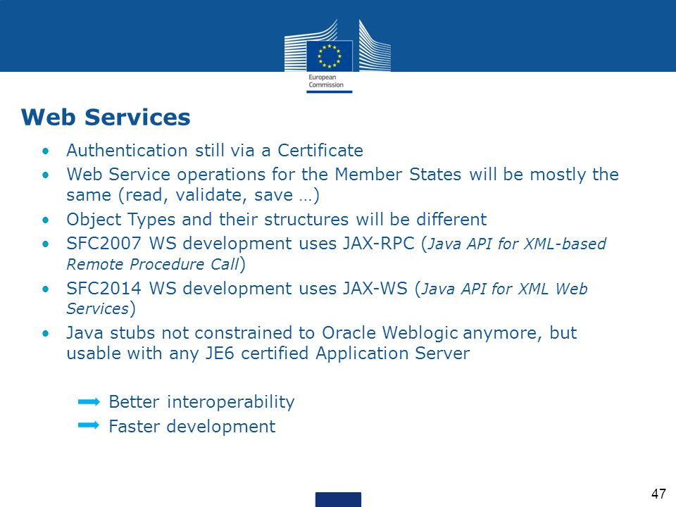 Web Services Authentication still via a Certificate