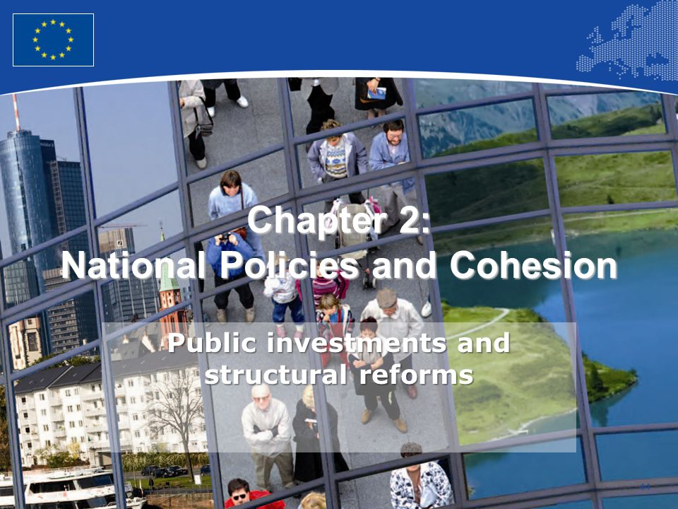 Chapter 2: National Policies and Cohesion