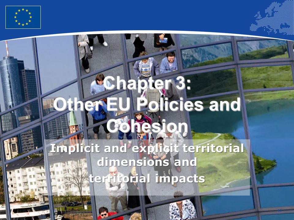 Chapter 3: Other EU Policies and Cohesion