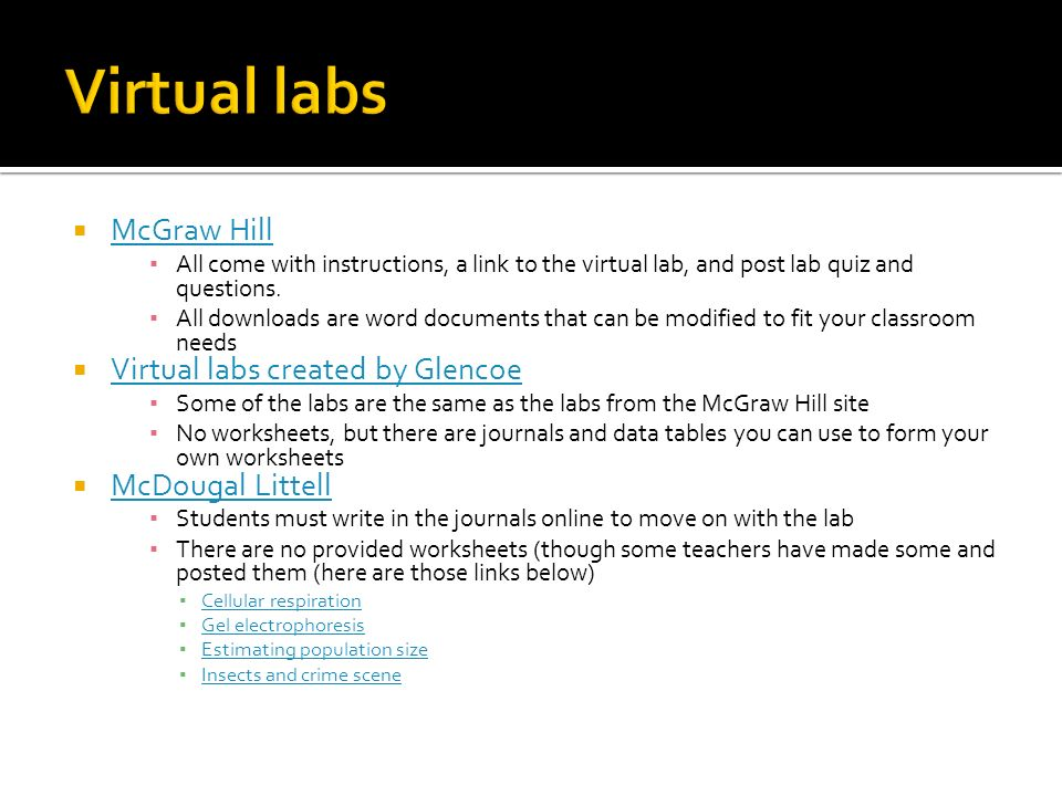 Glencoe Virtual Lab Worksheet Related Keywords Suggestions