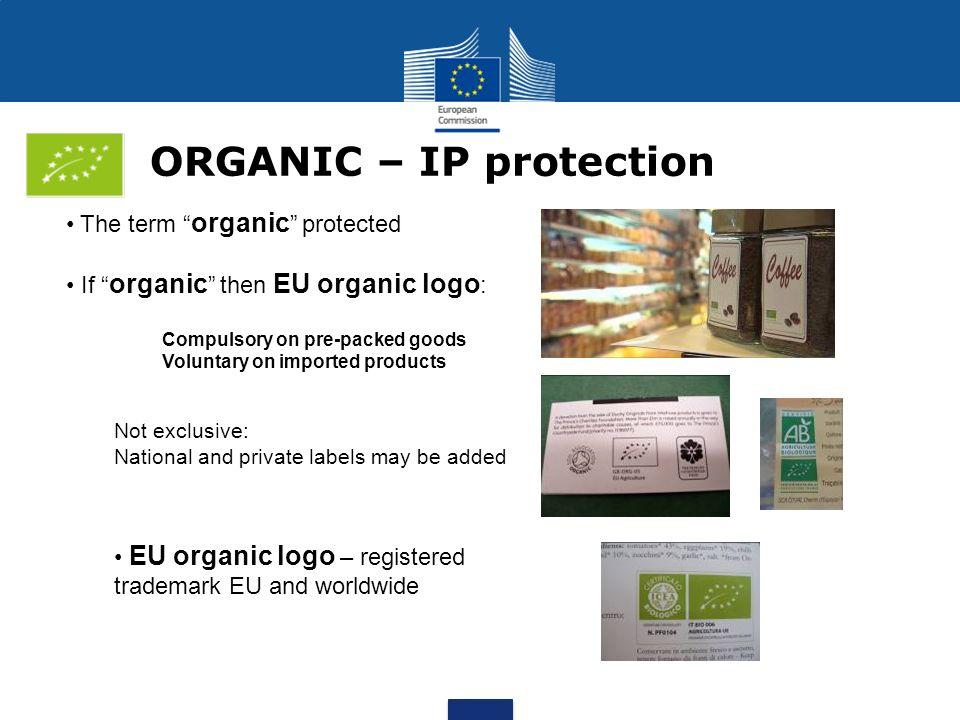 ORGANIC – IP protection