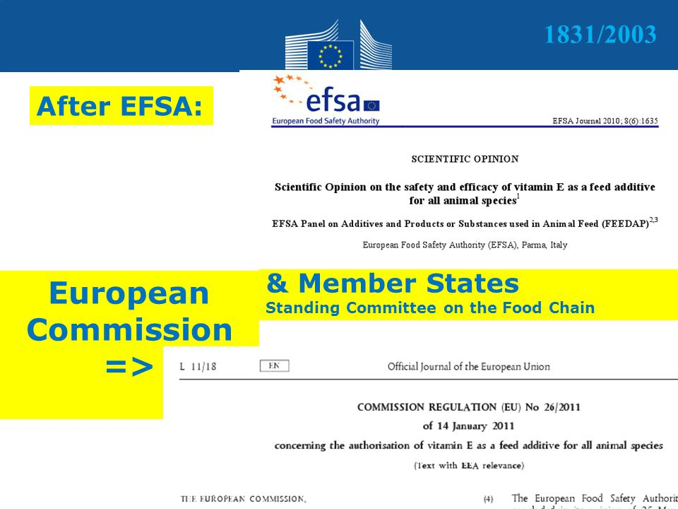European Commission =>
