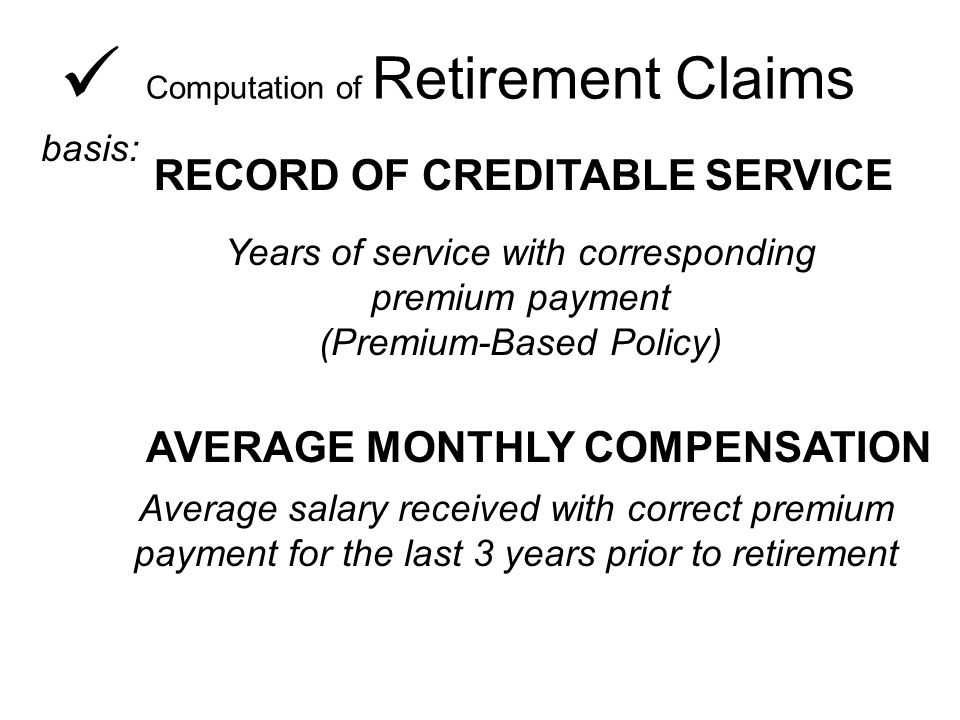 Beyond Public Service The Gsis Retirement Program  Ppt Video