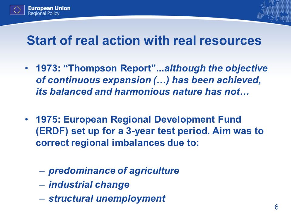Start of real action with real resources