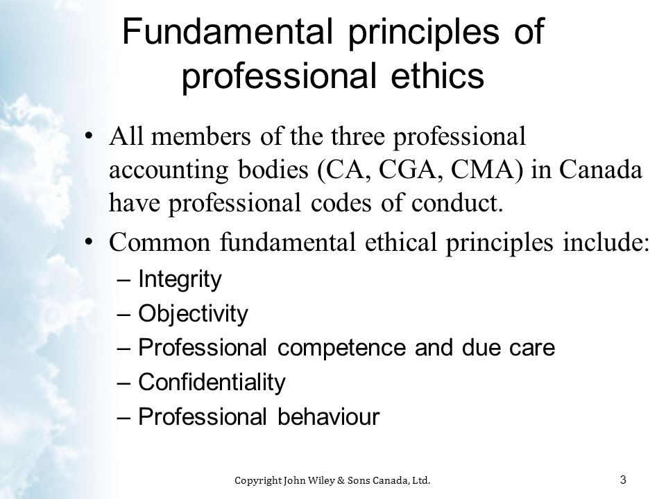 competence in professional ethics pdf