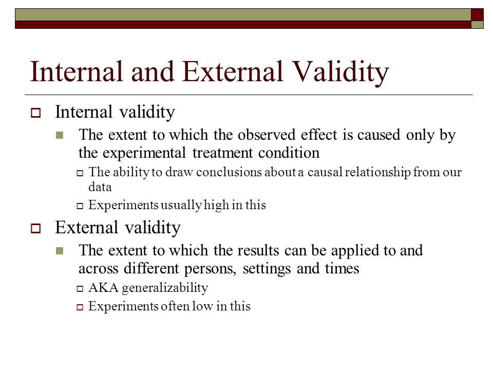 Definition generalizability study