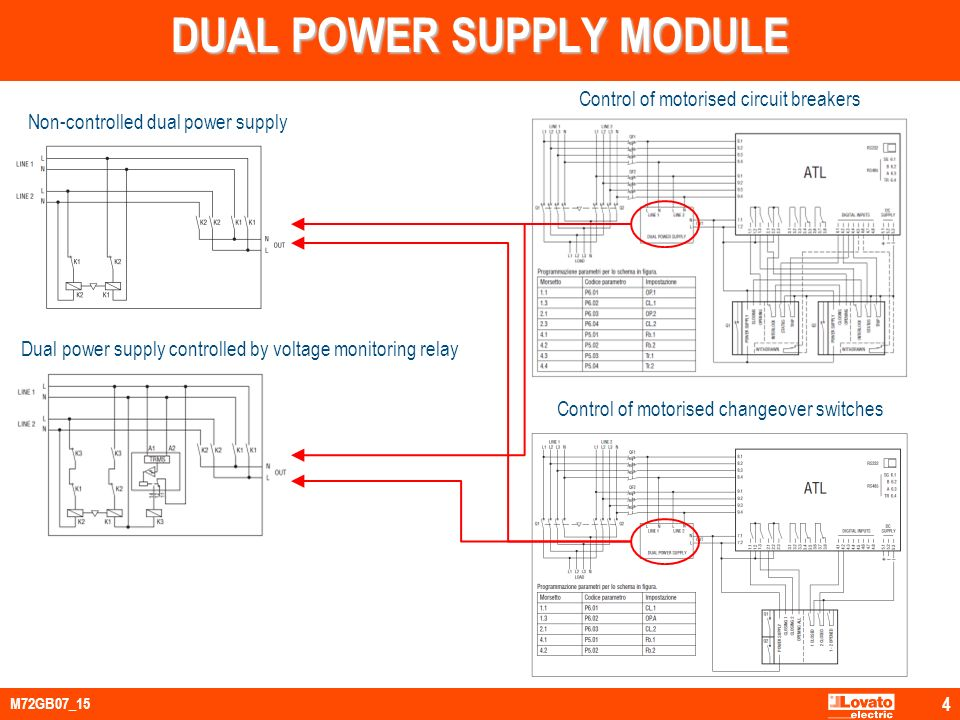 DUAL POWER SUPPLY MODULE - ppt video online download