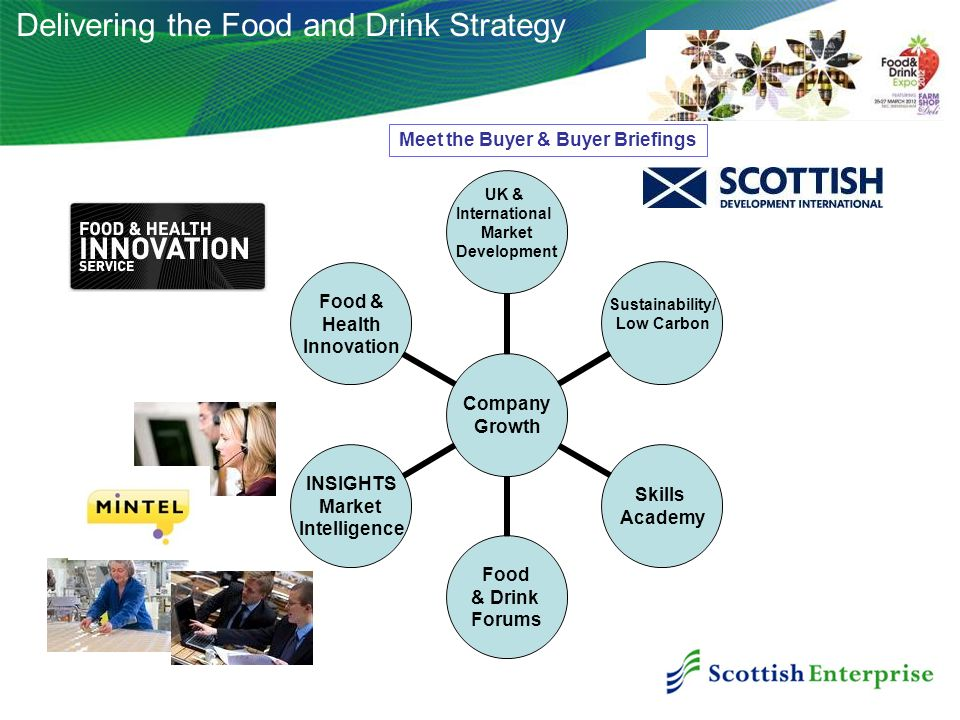 Delivering the Food and Drink Strategy