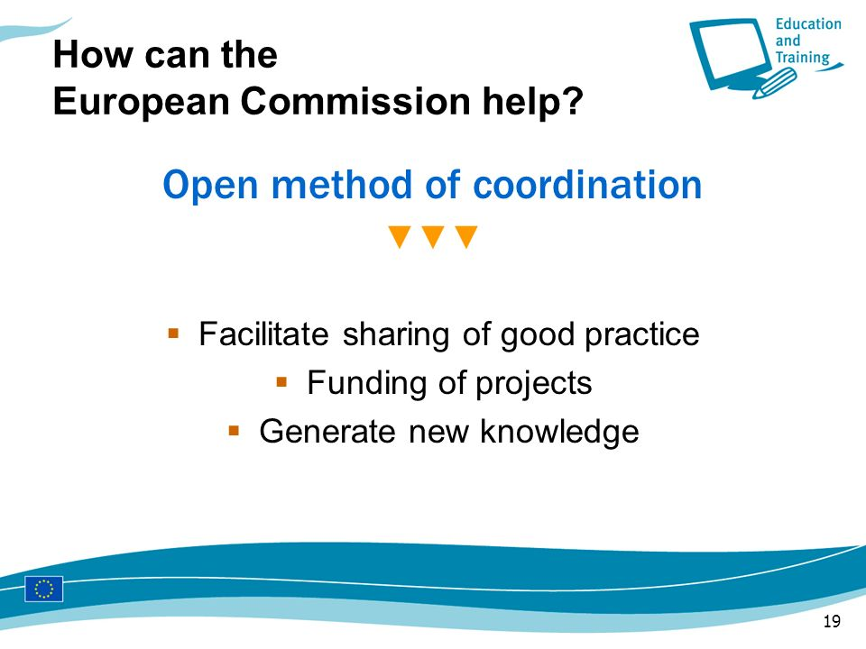 How can the European Commission help