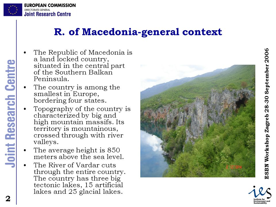 R. of Macedonia-general context