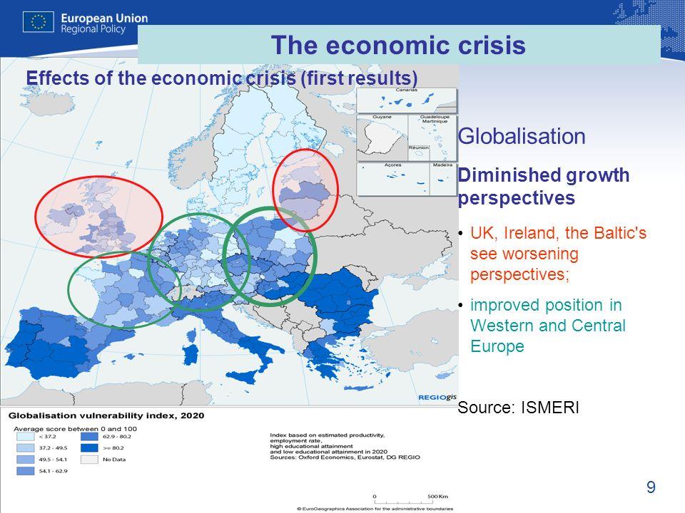 The economic crisis Globalisation