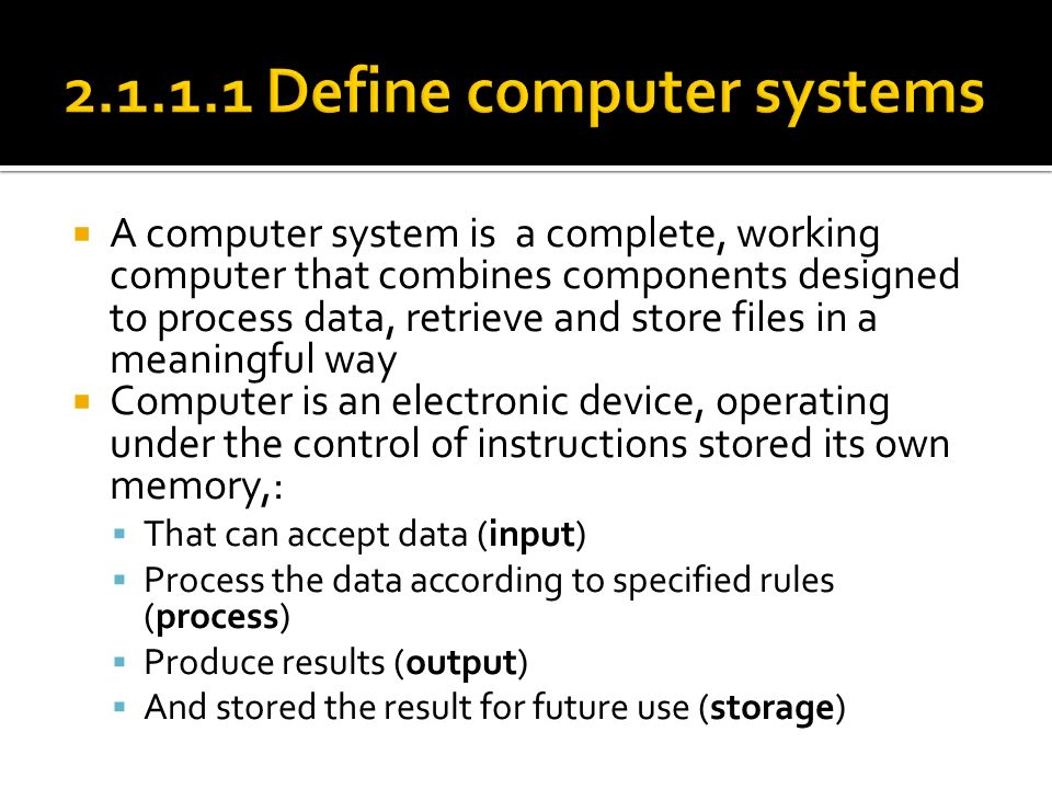 a computer is an electronic device operating under the control of instructions stored in its own mem Computer graphics pdf - graphicspy: the simple graphics module used in textbook examples this is  computer is an electronic device, operating under the control of instructions stored in its own memory that can accept data (input), process the data according.